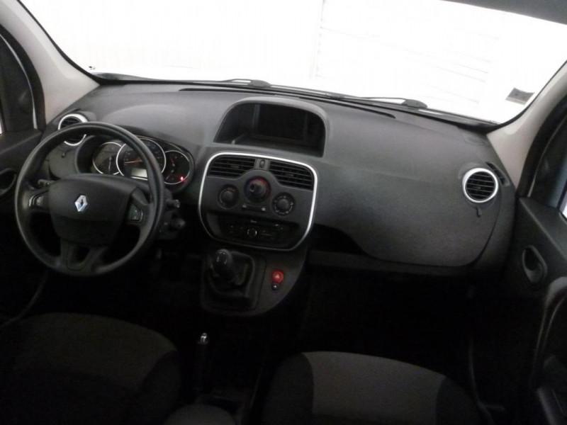 Renault Kangoo 1.5 DCI 90 ENERGY E6 EXTRA Blanc occasion à LOUDEAC - photo n°10