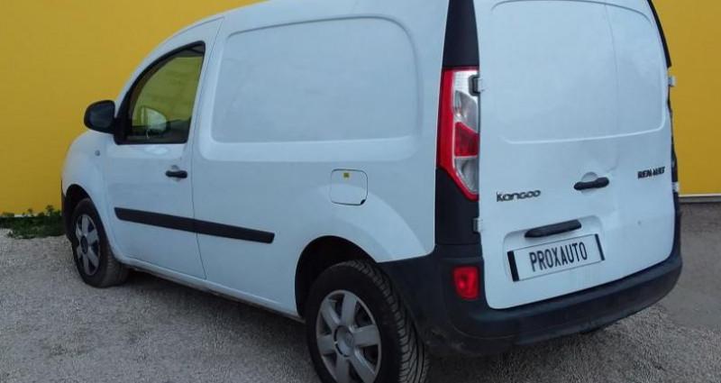Renault Kangoo 1.5 DCI 90 ENERGY E6 GRAND CONFORT Blanc occasion à Fontenay-le-vicomte - photo n°6