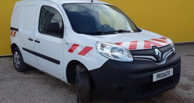 Renault Kangoo 1.5 DCI 90 ENERGY E6 GRAND CONFORT Blanc occasion à Fontenay-le-vicomte - photo n°3