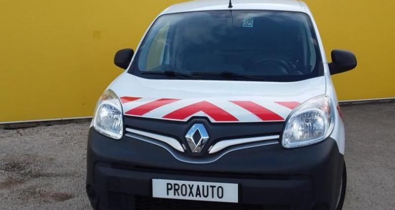 Renault Kangoo 1.5 DCI 90 ENERGY E6 GRAND CONFORT Blanc occasion à Fontenay-le-vicomte - photo n°2