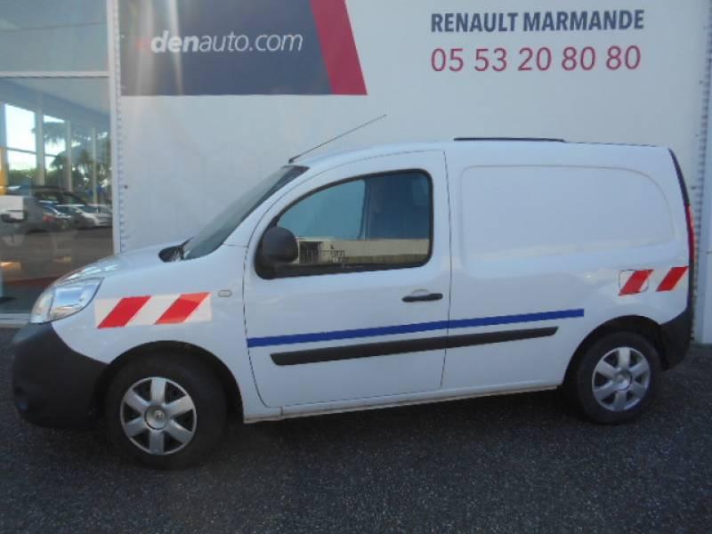 Renault Kangoo 1.5 DCI 90 ENERGY E6 GRAND CONFORT Blanc occasion à Sainte-Bazeille