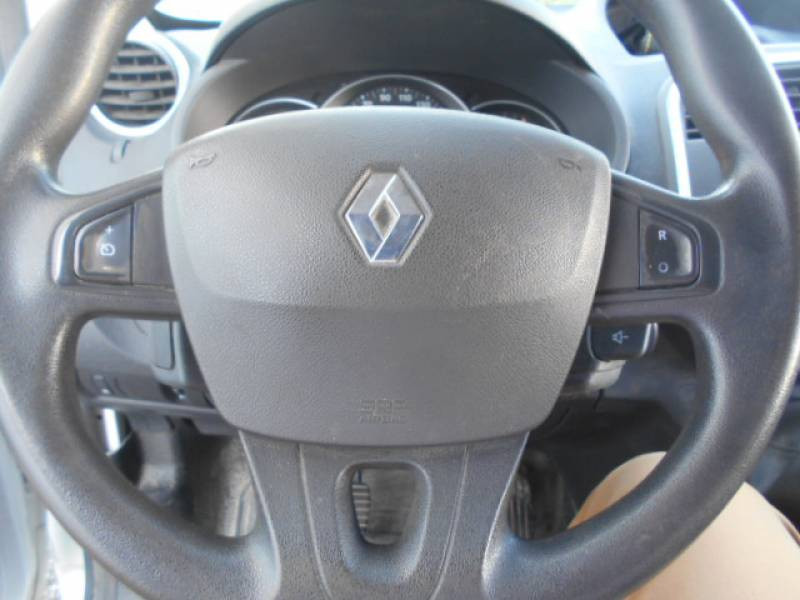 Renault Kangoo 1.5 DCI 90 ENERGY E6 GRAND CONFORT Blanc occasion à Sainte-Bazeille - photo n°8