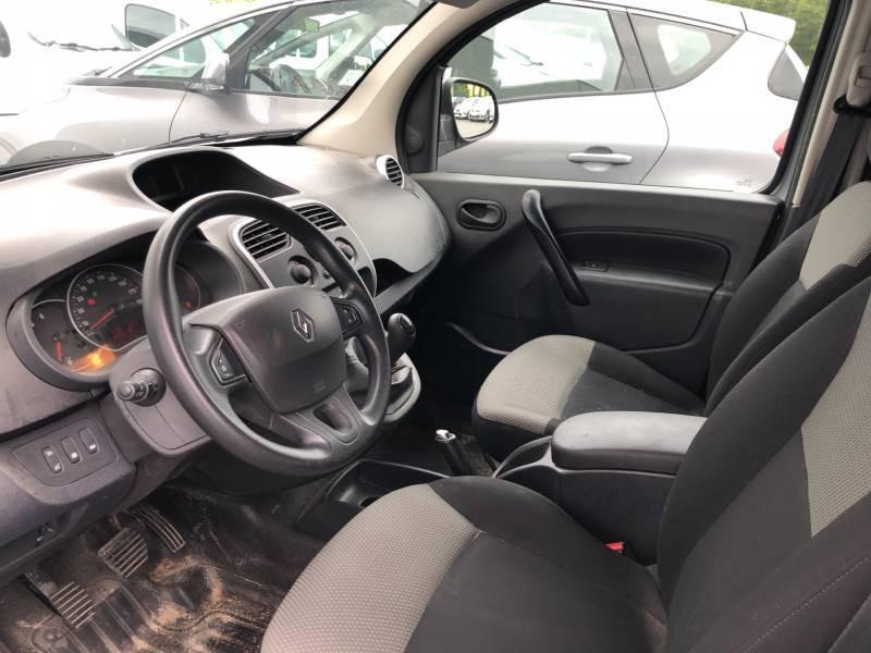 Renault Kangoo 1.5 DCI 90 ENERGY E6 GRAND CONFORT Gris occasion à Langon - photo n°7