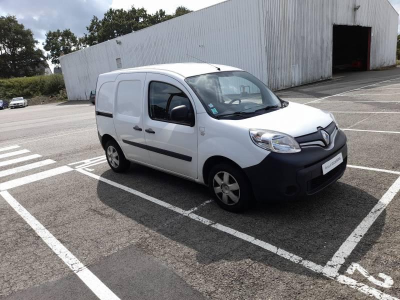 Renault Kangoo 1.5 DCI 90 ENERGY E6 GRAND CONFORT Blanc occasion à SAINT-BRIEUC