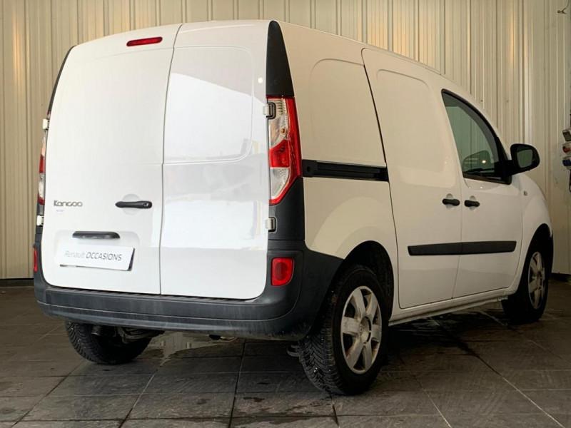 Renault Kangoo 1.5 DCI 90 ENERGY E6 GRAND Blanc occasion à CONCARNEAU - photo n°2