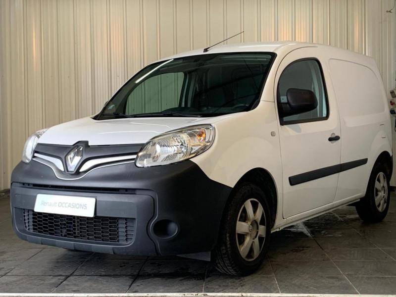 Renault Kangoo 1.5 DCI 90 ENERGY E6 GRAND Blanc occasion à CONCARNEAU