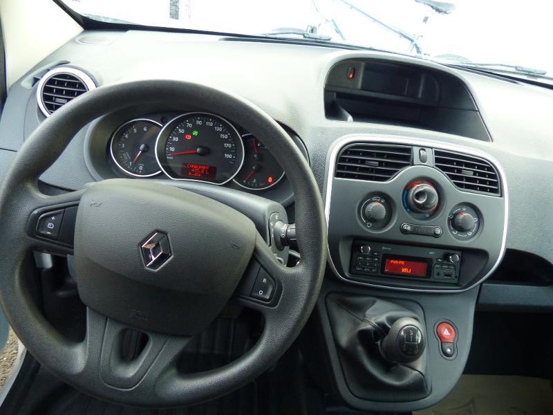 Renault Kangoo 1.5 dCi 90 Energy Grand Confort FT Blanc occasion à Millau - photo n°11