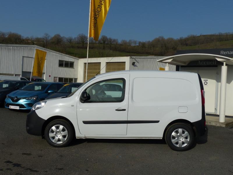 Renault Kangoo 1.5 dCi 90 Energy Grand Confort FT Blanc occasion à Millau - photo n°3