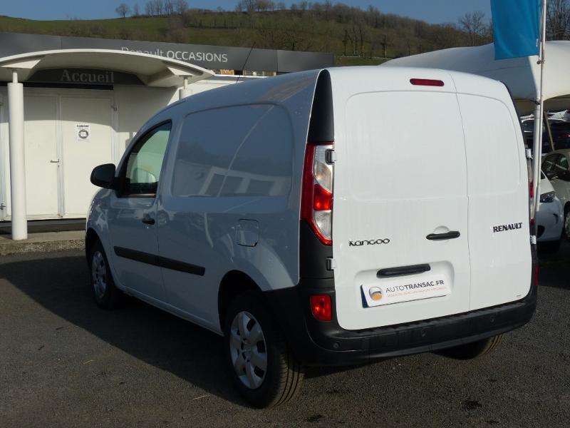 Renault Kangoo 1.5 dCi 90 Energy Grand Confort FT Blanc occasion à Millau - photo n°7