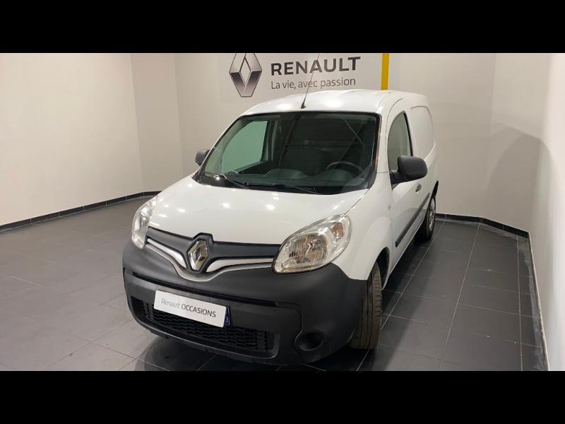Renault Kangoo 1.5 dCi 90ch energy Extra R-Link Euro6 Blanc occasion à Albi