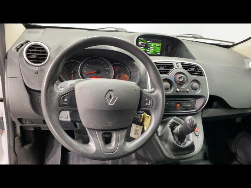 Renault Kangoo 1.5 dCi 90ch energy Extra R-Link Euro6 Blanc occasion à Albi - photo n°10