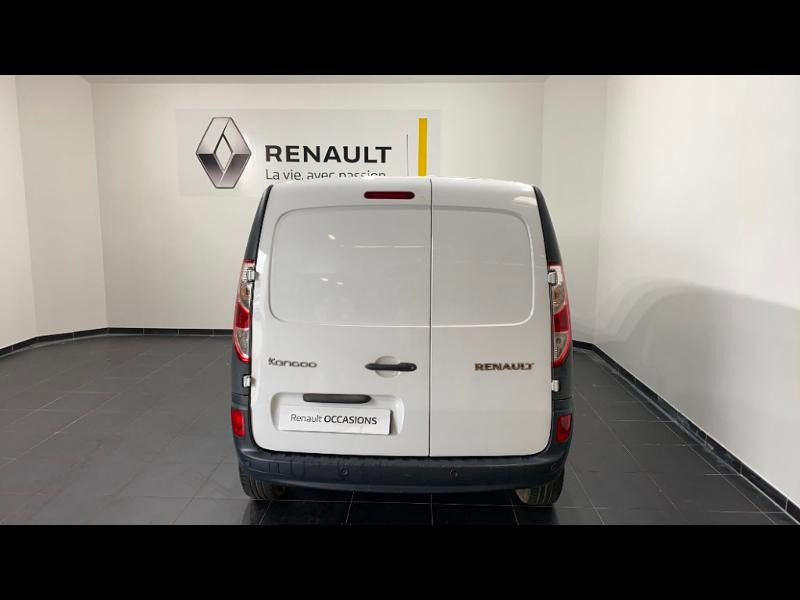 Renault Kangoo 1.5 dCi 90ch energy Extra R-Link Euro6 Blanc occasion à Albi - photo n°5