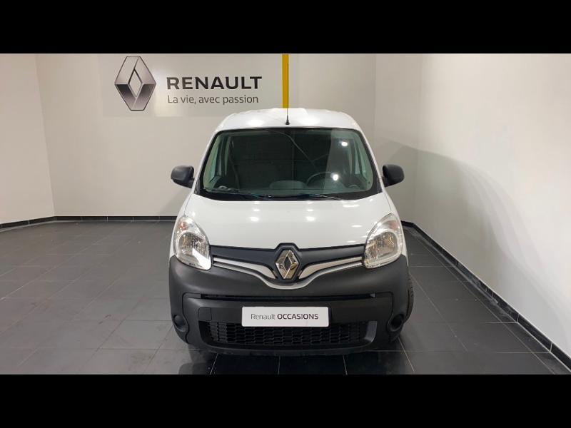 Renault Kangoo 1.5 dCi 90ch energy Extra R-Link Euro6 Blanc occasion à Albi - photo n°2