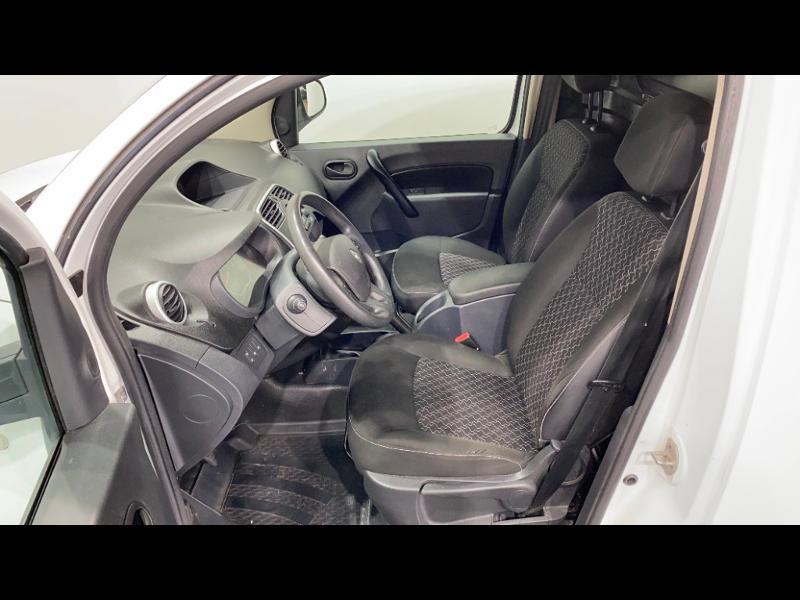 Renault Kangoo 1.5 dCi 90ch energy Extra R-Link Euro6 Blanc occasion à Albi - photo n°9