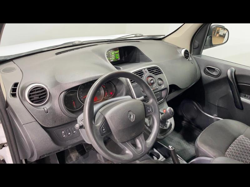 Renault Kangoo 1.5 dCi 90ch energy Extra R-Link Euro6 Blanc occasion à Albi - photo n°7