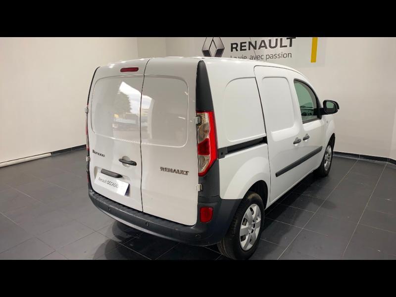 Renault Kangoo 1.5 dCi 90ch energy Extra R-Link Euro6 Blanc occasion à Albi - photo n°4