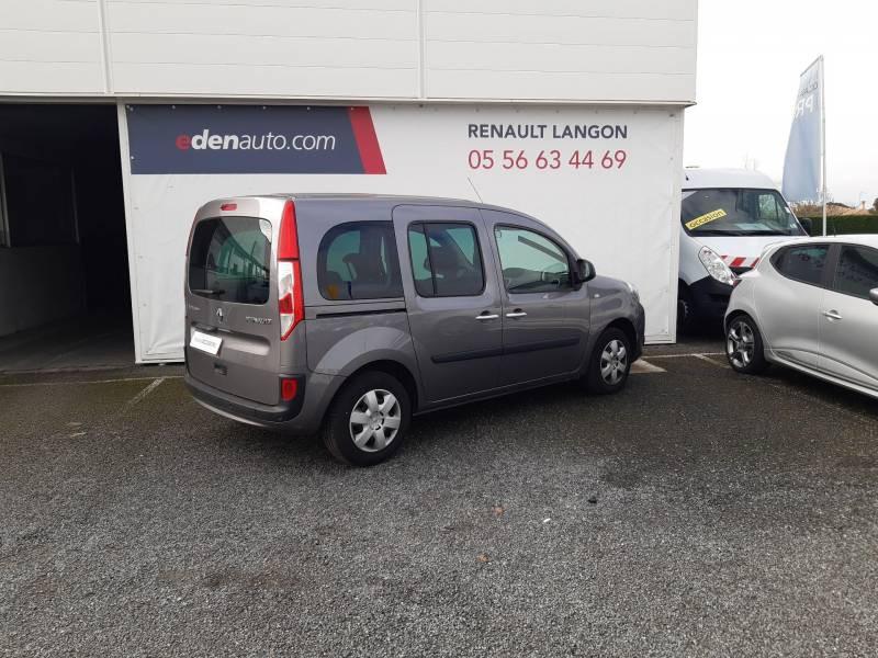 Renault Kangoo Blue dCi 115 Business Gris occasion à Langon - photo n°5