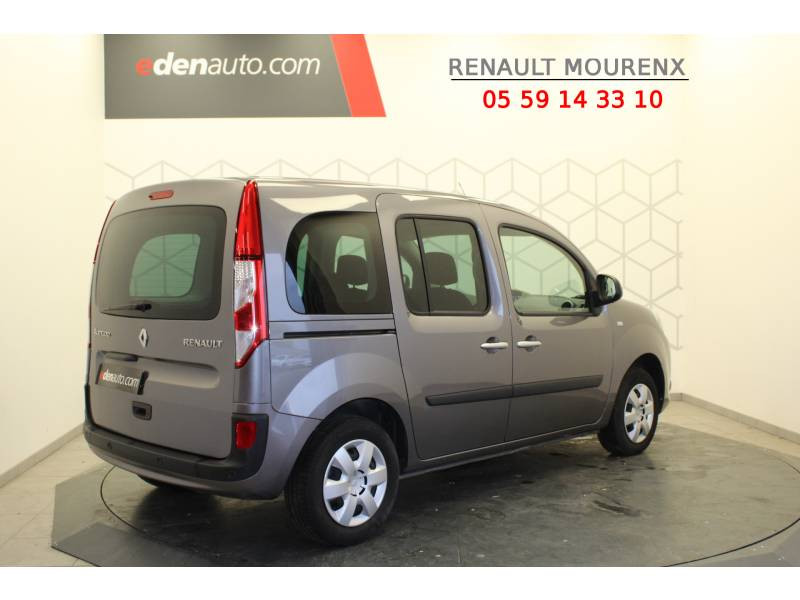 Renault Kangoo Blue dCi 115 Business Gris occasion à MOURENX - photo n°3