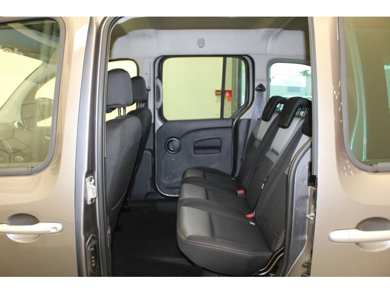 Renault Kangoo Blue dCi 115 Business Gris occasion à MOURENX - photo n°6