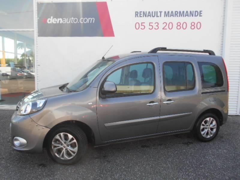 Renault Kangoo Blue dCi 115 Intens Gris occasion à Sainte-Bazeille