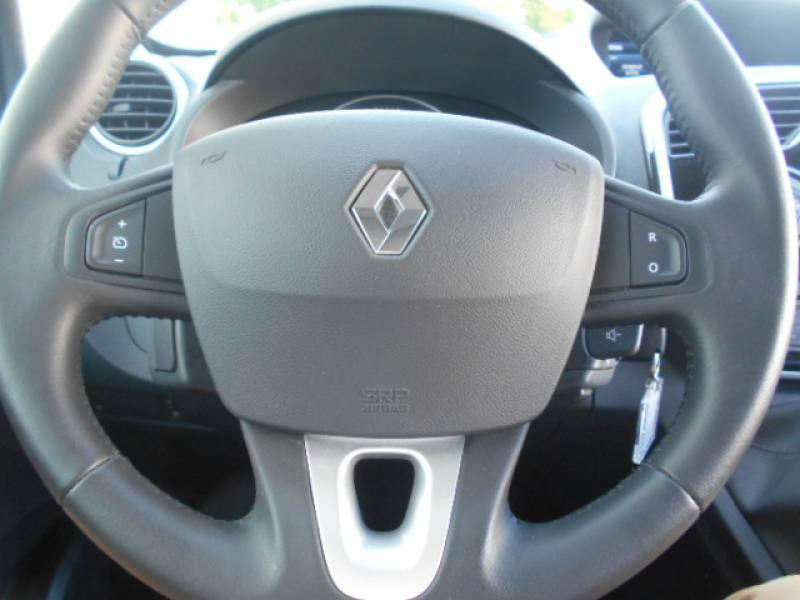 Renault Kangoo Blue dCi 115 Intens Gris occasion à Sainte-Bazeille - photo n°9