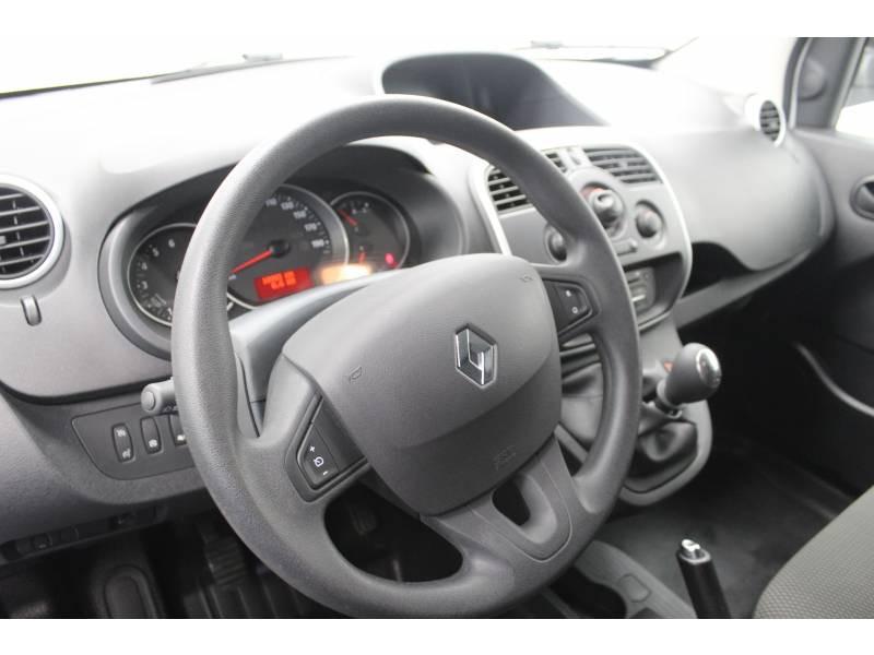 Renault Kangoo BLUE DCI 80 EXTRA R-LINK Blanc occasion à DAX - photo n°10