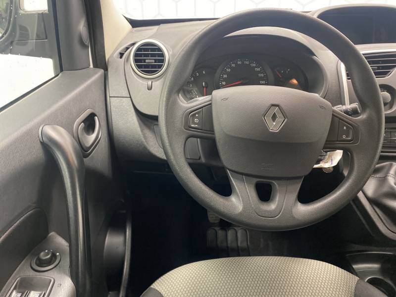Renault Kangoo Blue dCi 80 Trend Blanc occasion à Mont de Marsan - photo n°3