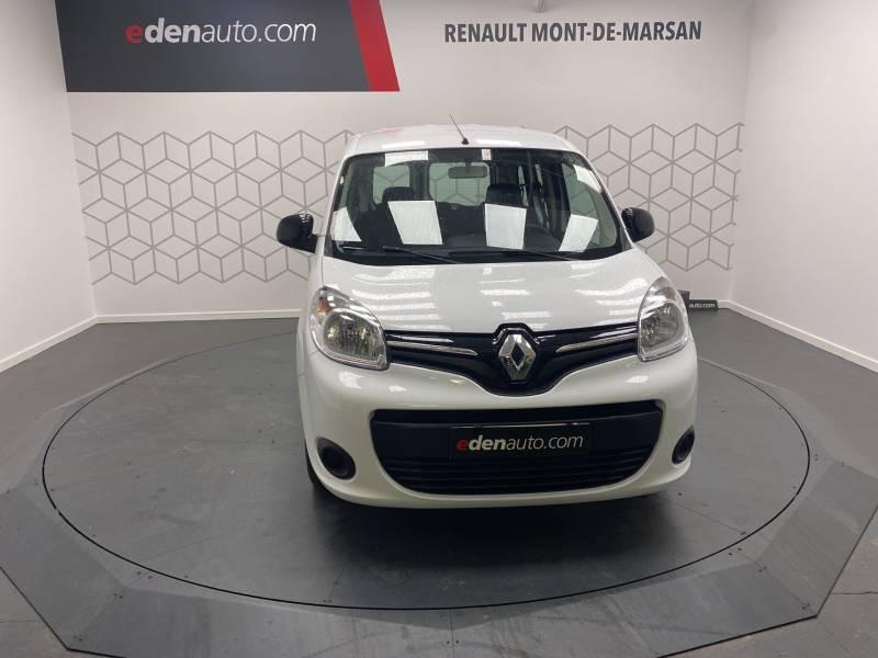 Renault Kangoo Blue dCi 80 Trend Blanc occasion à Mont de Marsan - photo n°13