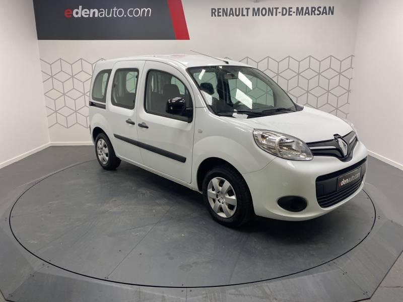 Renault Kangoo Blue dCi 80 Trend Blanc occasion à Mont de Marsan