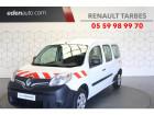 Renault Kangoo CA MAXI 1.5 DCI 90 ENERGY E6 GRAND CONFORT Blanc à TARBES 65