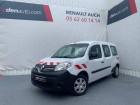 Renault Kangoo CA MAXI 1.5 DCI 90 ENERGY E6 GRAND CONFORT Blanc à Auch 32