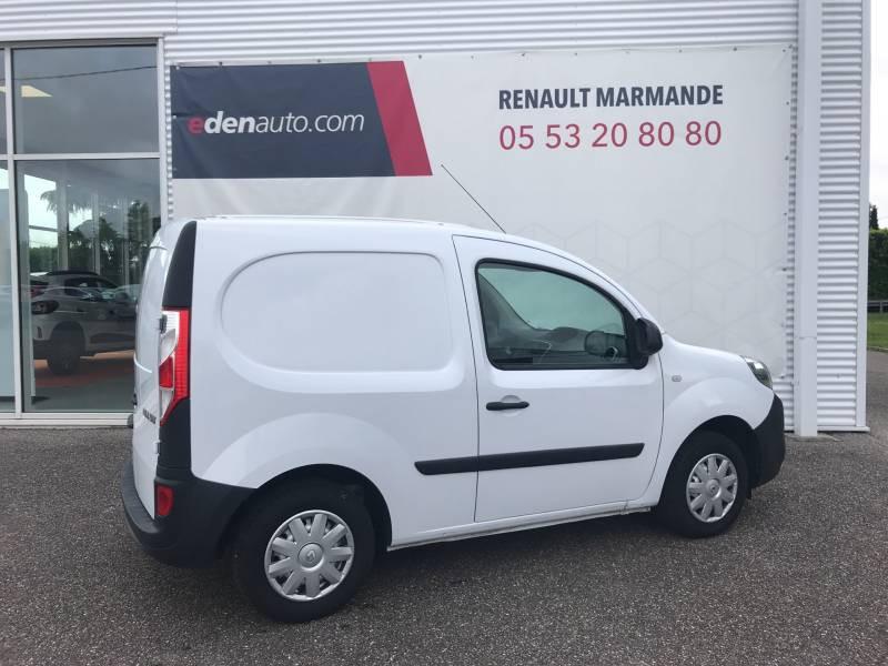 Renault Kangoo COMPACT 1.5 DCI 75 ENERGY E6 GRAND CONFORT Blanc occasion à Sainte-Bazeille - photo n°2