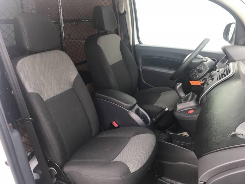 Renault Kangoo COMPACT 1.5 DCI 75 ENERGY E6 GRAND CONFORT Blanc occasion à Sainte-Bazeille - photo n°3