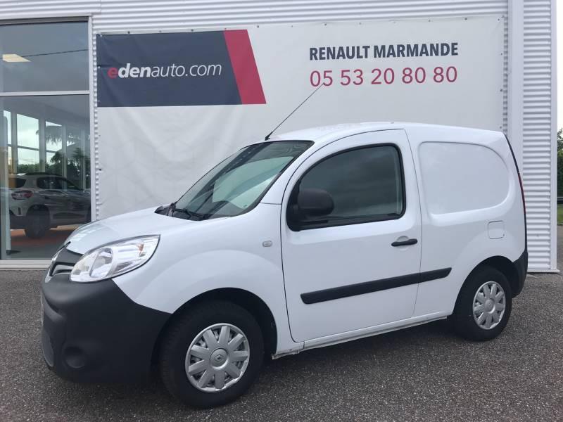 Renault Kangoo COMPACT 1.5 DCI 75 ENERGY E6 GRAND CONFORT Blanc occasion à Sainte-Bazeille