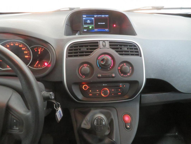 Renault Kangoo COMPACT 1.5 DCI 75 ENERGY Blanc occasion à QUIMPER - photo n°11
