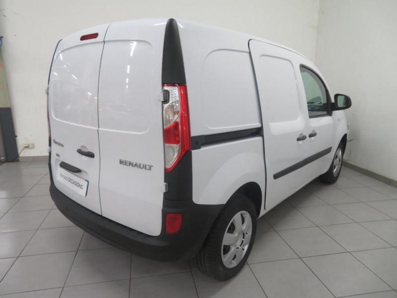 Renault Kangoo COMPACT 1.5 DCI 75 ENERGY Blanc occasion à QUIMPER - photo n°7