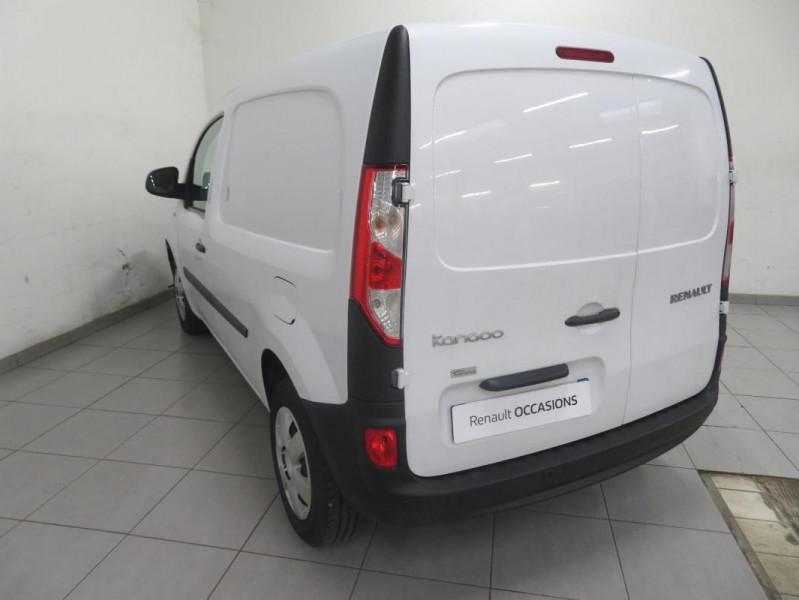 Renault Kangoo COMPACT 1.5 DCI 75 ENERGY Blanc occasion à QUIMPER - photo n°8