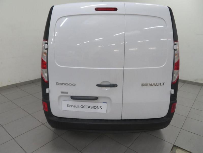 Renault Kangoo COMPACT 1.5 DCI 75 ENERGY Blanc occasion à QUIMPER - photo n°9