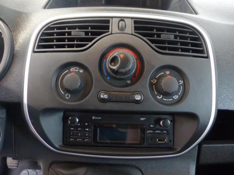 Renault Kangoo dCi 75 Energy Zen Blanc occasion à MORLAIX - photo n°10