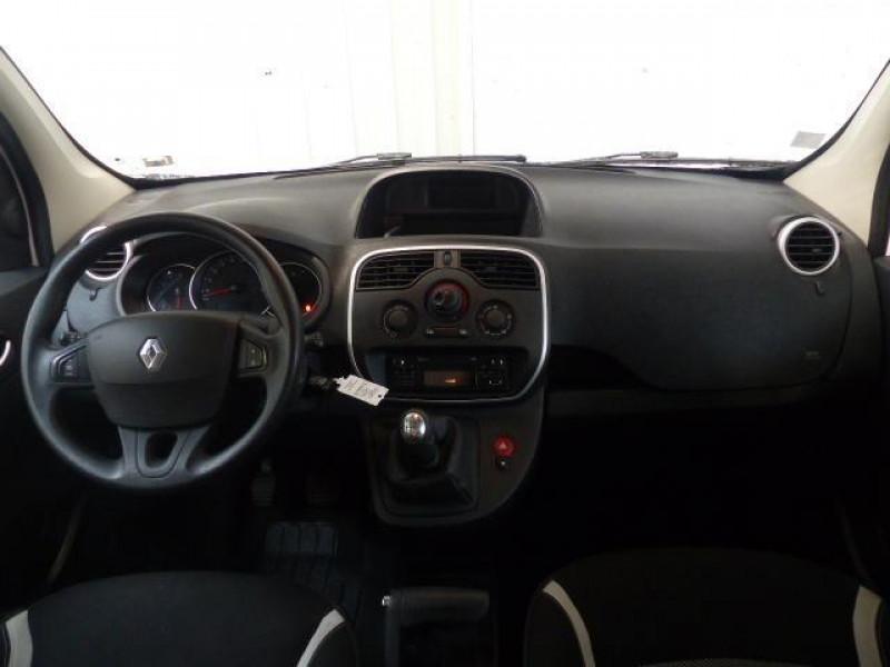 Renault Kangoo dCi 75 Energy Zen Blanc occasion à MORLAIX - photo n°5