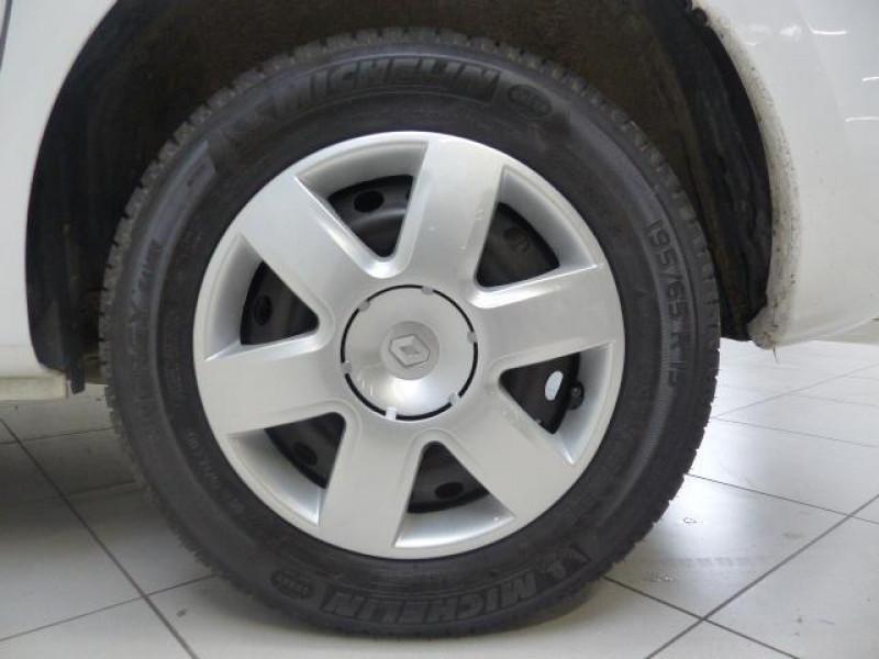 Renault Kangoo dCi 75 Energy Zen Blanc occasion à MORLAIX - photo n°9