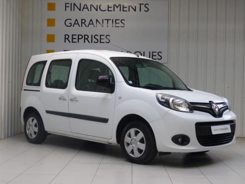 Renault Kangoo dCi 75 Energy Zen Blanc occasion à MORLAIX - photo n°2