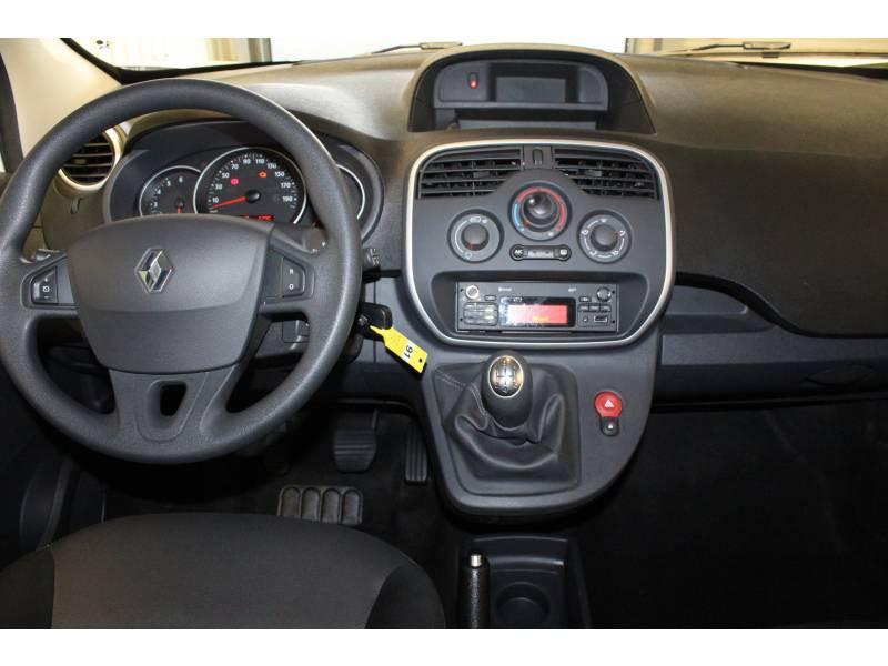 Renault Kangoo dCi 90 Energy Zen Blanc occasion à TARBES - photo n°8