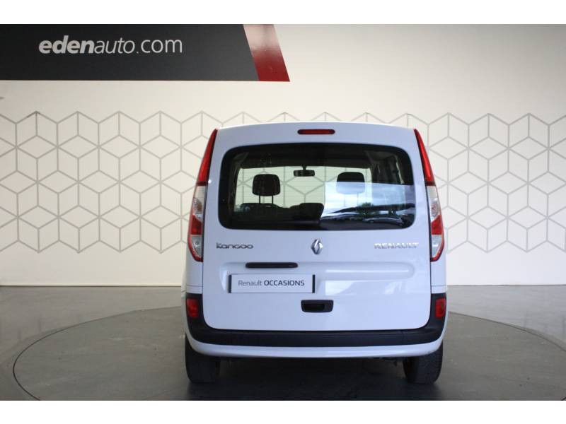 Renault Kangoo dCi 90 Energy Zen Blanc occasion à TARBES - photo n°4