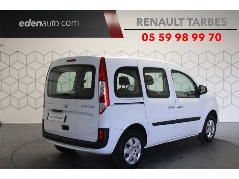 Renault Kangoo dCi 90 Energy Zen Blanc occasion à TARBES - photo n°5
