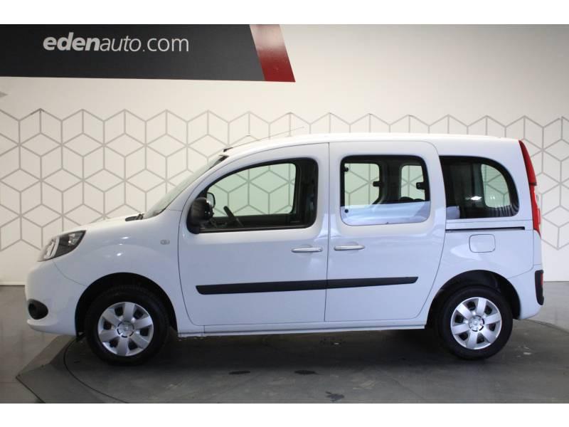Renault Kangoo dCi 90 Energy Zen Blanc occasion à TARBES - photo n°3