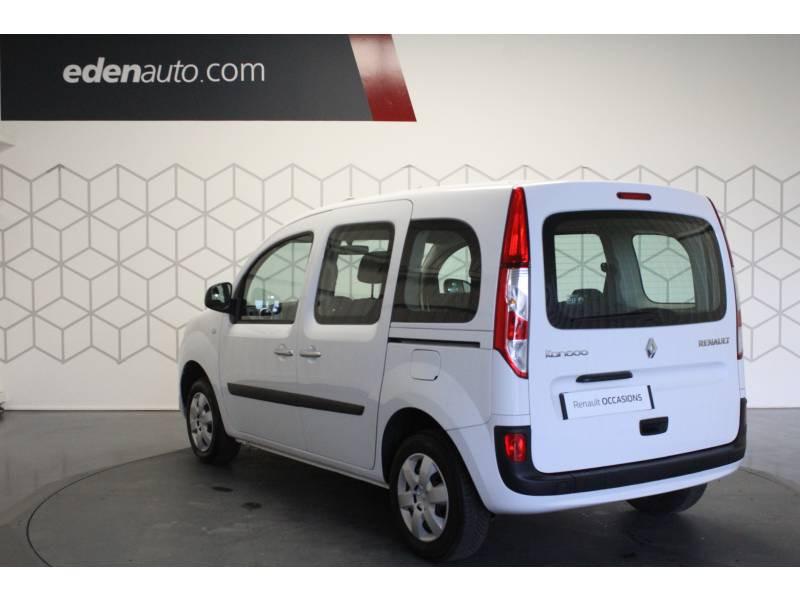 Renault Kangoo dCi 90 Energy Zen Blanc occasion à TARBES - photo n°10