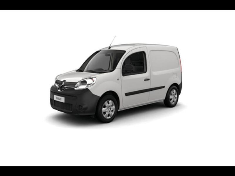 Renault Kangoo dCi 90 Extra R-Link Blanc occasion à Villefranche-de-Rouergue