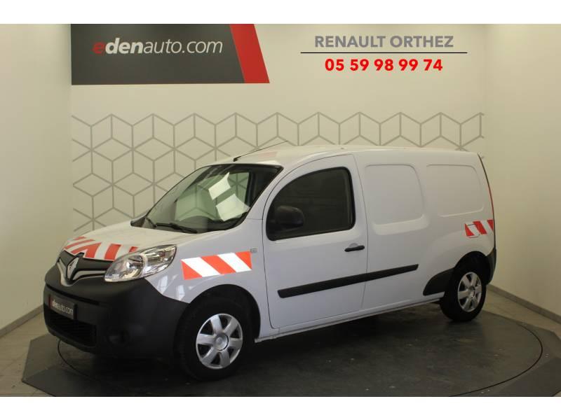 Renault Kangoo GRAND VOLUME MAXI 1.5 DCI 90 ENERGY E6 CONFORT Blanc occasion à Orthez