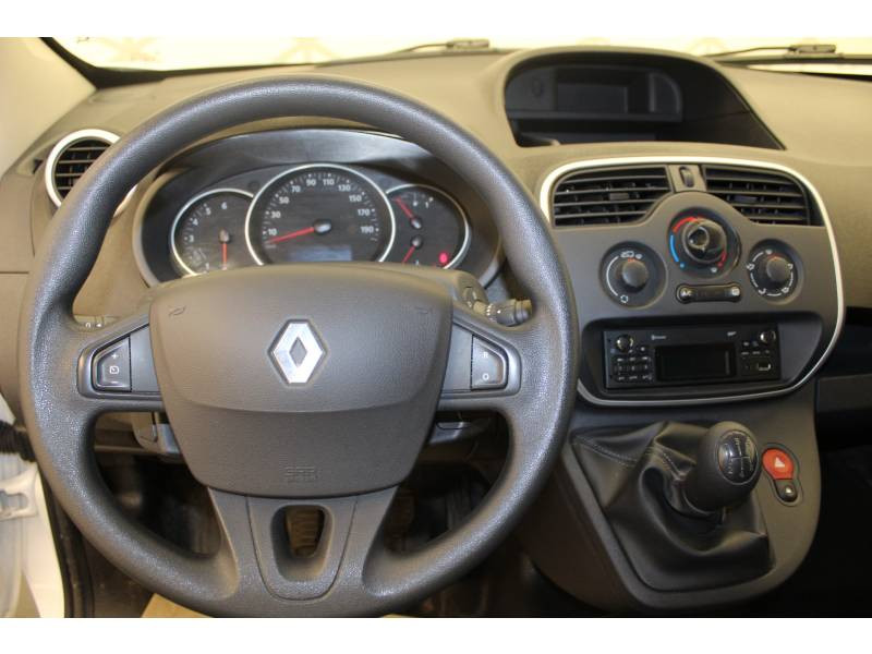 Renault Kangoo GRAND VOLUME MAXI 1.5 DCI 90 ENERGY E6 CONFORT Blanc occasion à Orthez - photo n°8